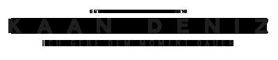 Hochzeitsfotograf Kaan Deniz Logo